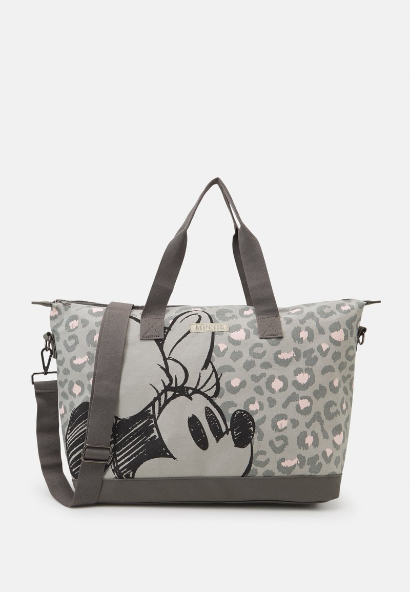 Kidzroom - MINNIE MOUSE MOVE WITH LOVE - Tote bag - grey
