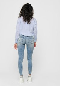 ONLY - Button-down blouse - cloud dancer - 2