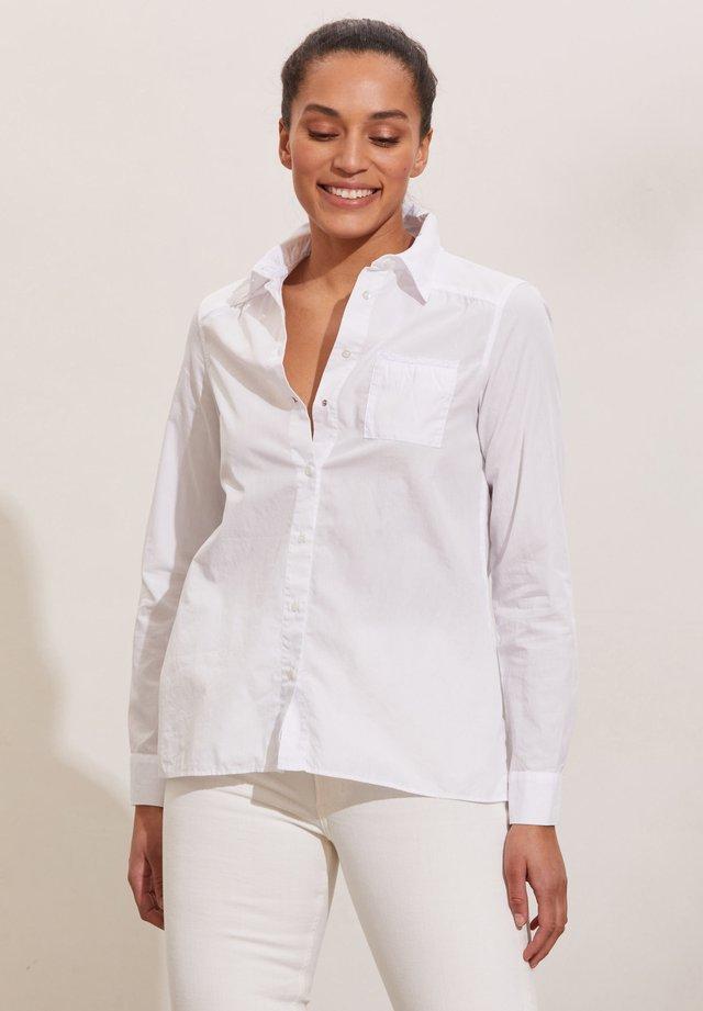 WILLOW - Skjorta - bright white