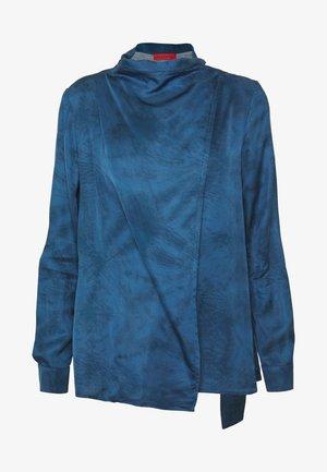 PARTE - Blouse - china blue pattern