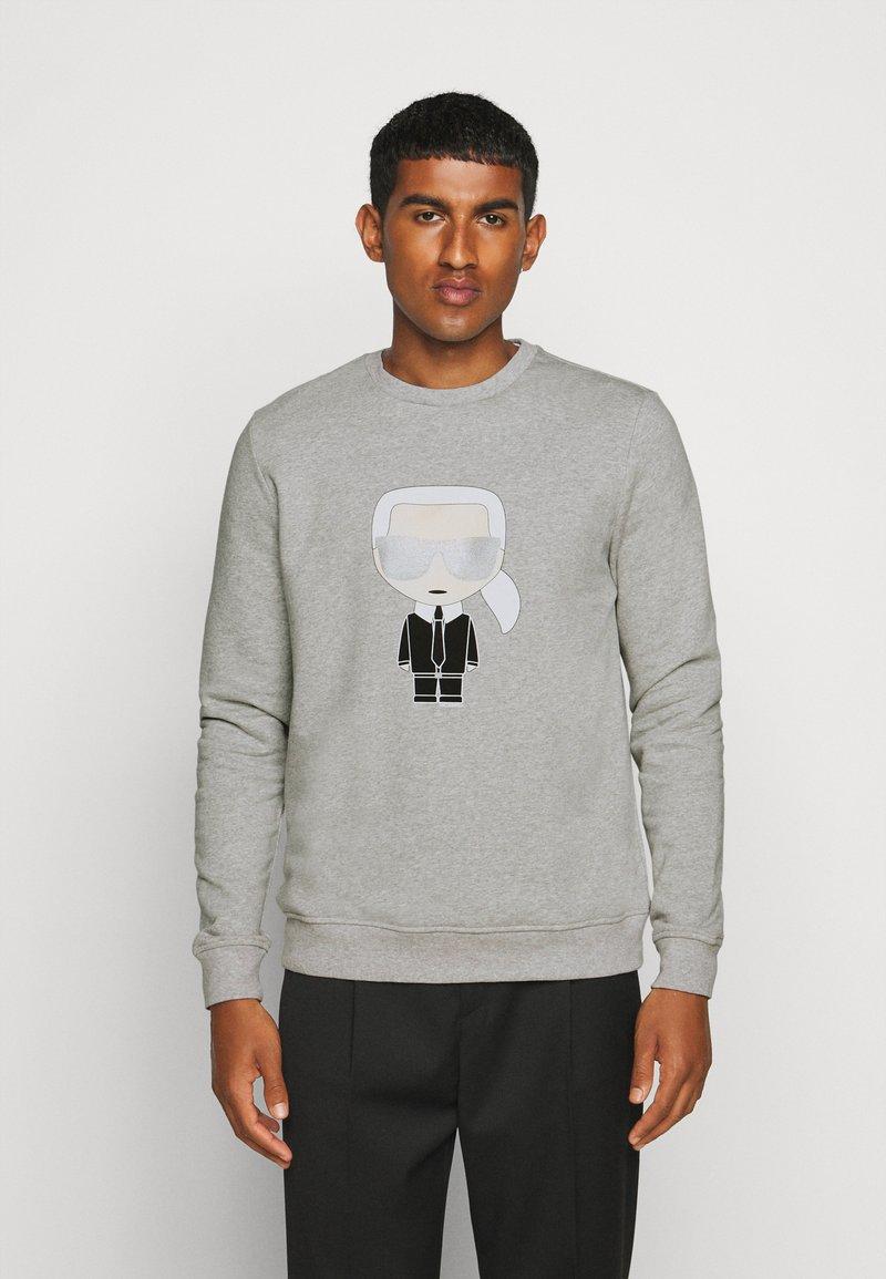 KARL LAGERFELD - CREWNECK - Sweatshirt - grey