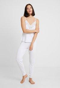 Anna Field - SET - Pyjama set - white - 1