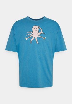 TEE SCOTT UNISEX - T-shirt print - dutch blue