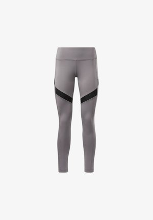 WORKOUT READY MESH LEGGINGS - Tights - grey