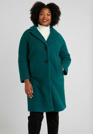 PLAIN COAT - Manteau classique - aqua