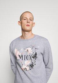 AMICCI - SCICILY  - Sweatshirt - grey marl - 3
