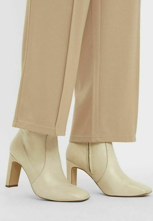 BIADELOIS  - Classic ankle boots - sand