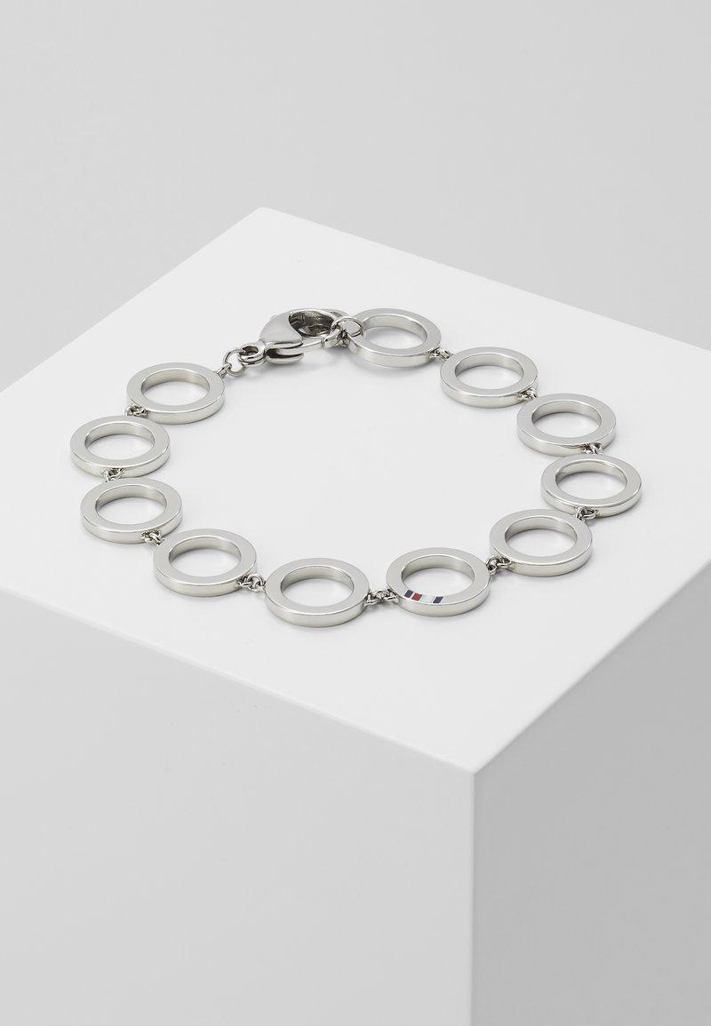 Tommy Hilfiger - DRESSEDUP - Pulsera - silver-coloured