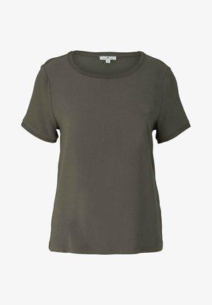 Basic T-shirt - grape leaf green