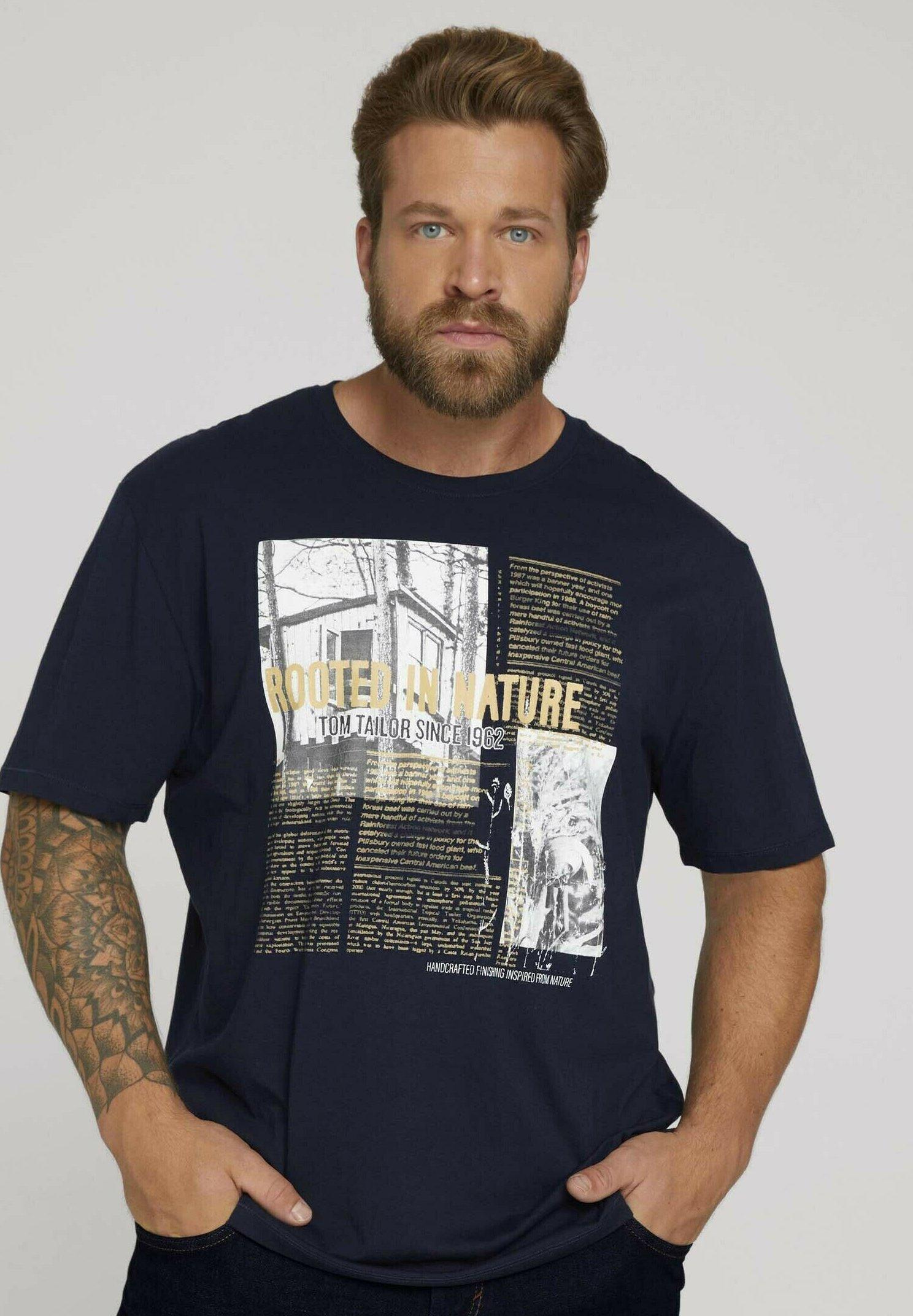 Homme MIT LOGO  - T-shirt imprimé