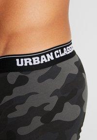 Urban Classics - BOXER 2 PACK - Boxerky - dark camo - 4