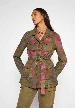 CAMOASIS - Summer jacket - green