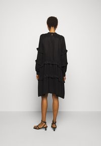 Bruuns Bazaar - SIANNA MAKKA DRESS - Cocktail dress / Party dress - black - 2
