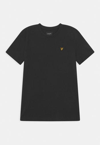 CLASSIC  - Basic T-shirt - true black