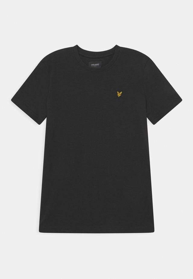 CLASSIC  - T-shirt - bas - true black