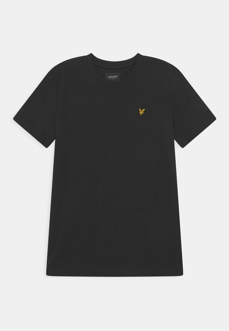 Lyle & Scott - CLASSIC  - T-shirt - bas - true black