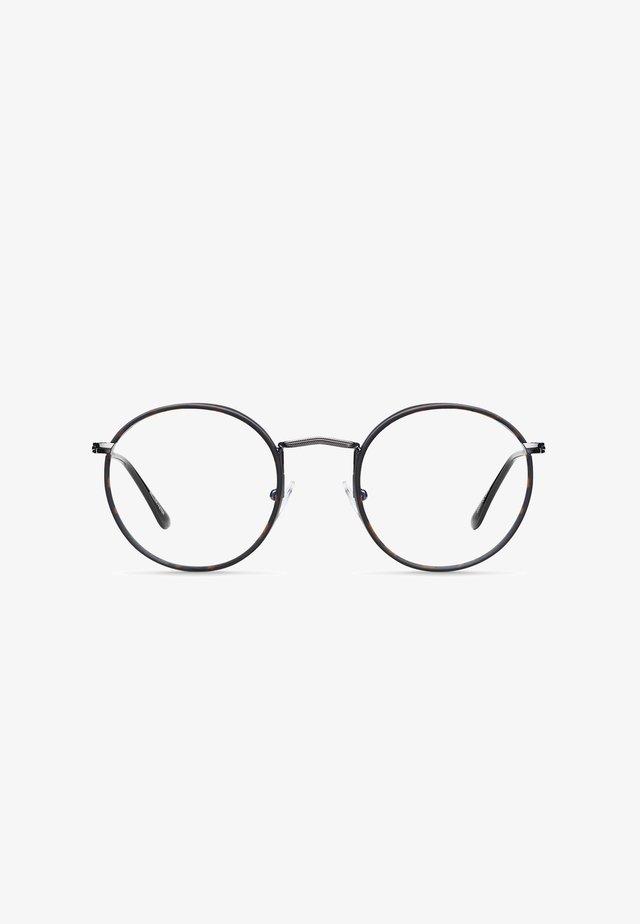 YEDEI BLUE LIGHT - Sunglasses - gunmetal
