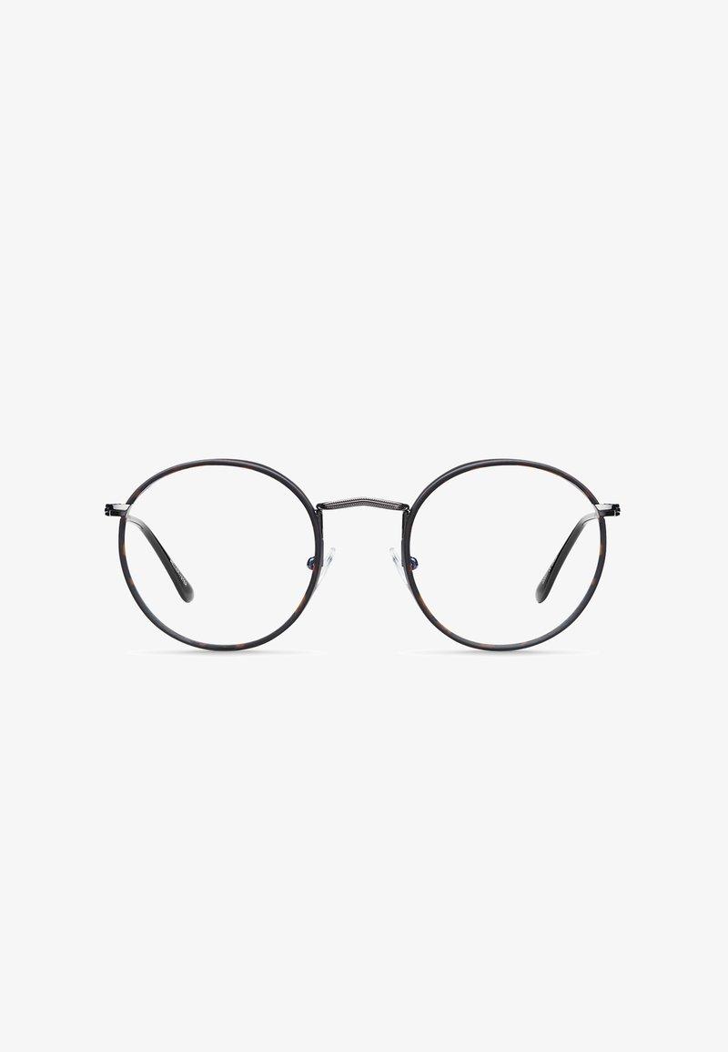 Meller - YEDEI BLUE LIGHT - Sunglasses - gunmetal
