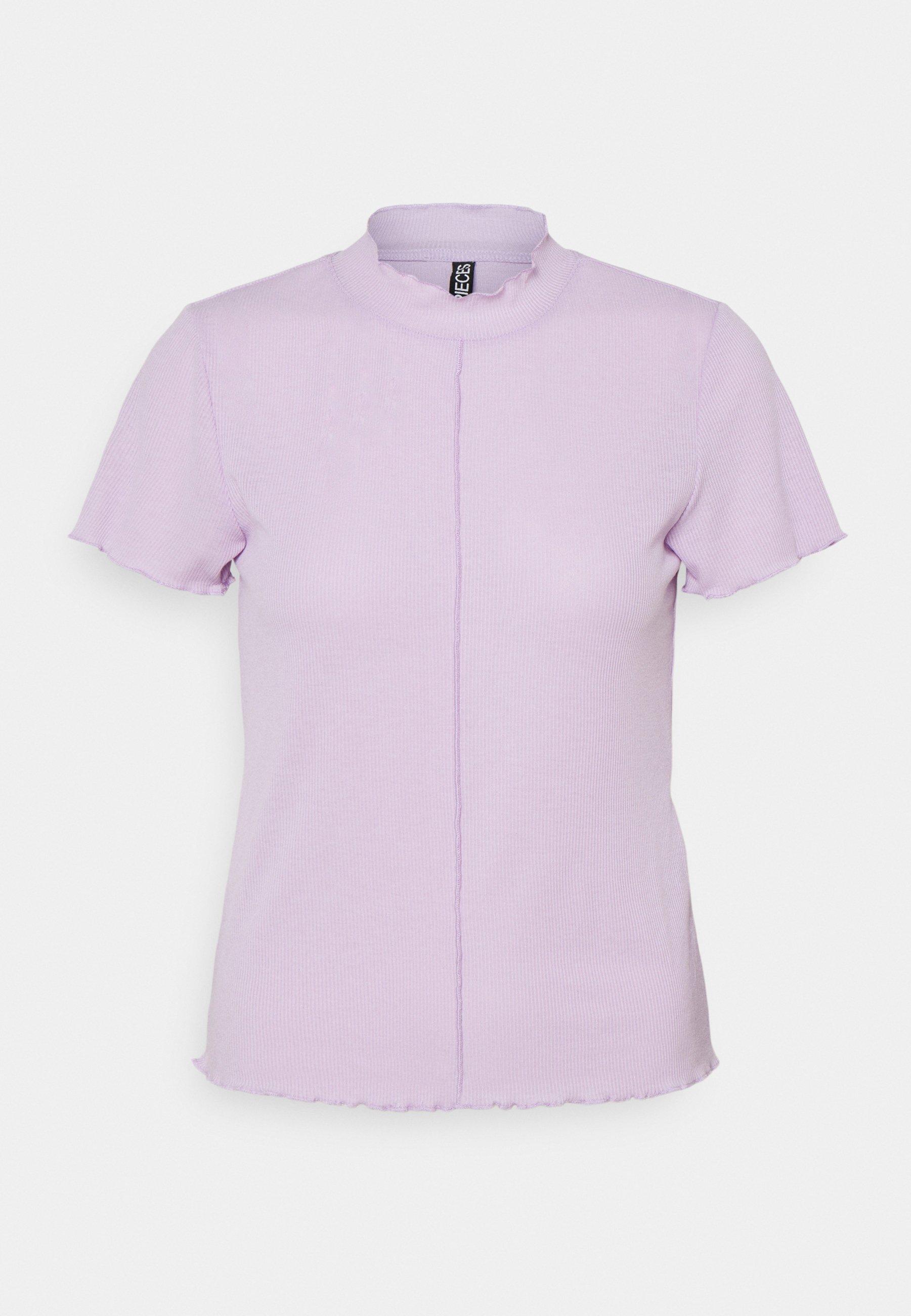 Women PCLOANA TEE  - Basic T-shirt