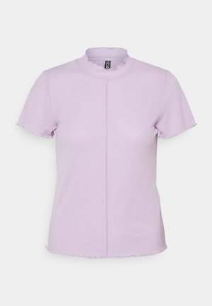 PCLOANA TEE  - Basic T-shirt - orchid bloom