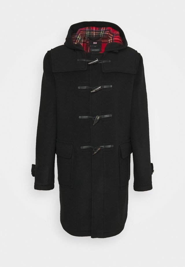 MORRIS DUFFLE - Classic coat - black