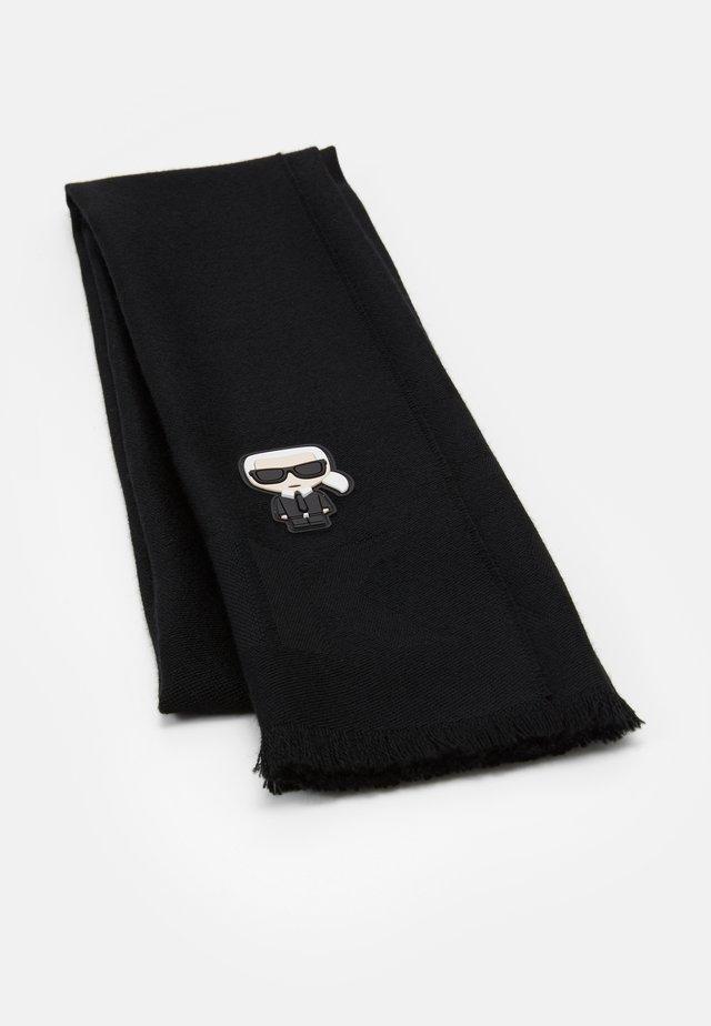 SCARF UNISEX - Écharpe - black