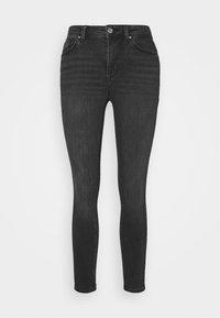 ONLIDA LIFE MIDWAIST  - Jeans Skinny Fit - grey denim