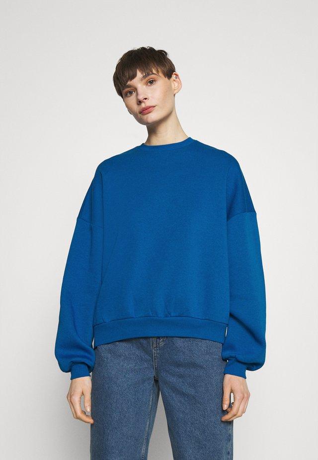 PERFECT CHUNKY - Sweatshirt - blue