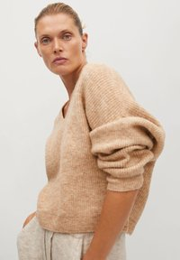 Mango - PICKY - Maglione - light/pastel grey - 3