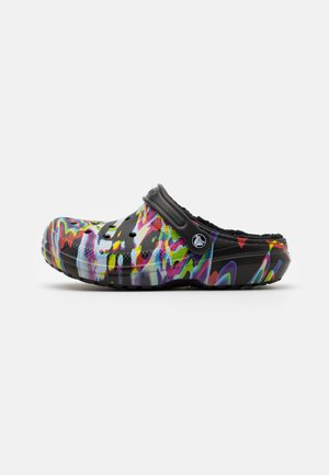 CLASSIC OUT OF THIS WORLD UNISEX - Mules - black/multicolor