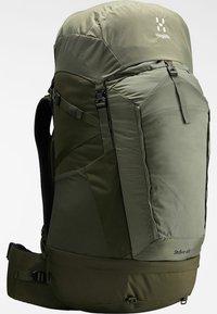 Haglöfs - STRÖVA 65 - Hiking rucksack - sage green/deep woods m-l - 4