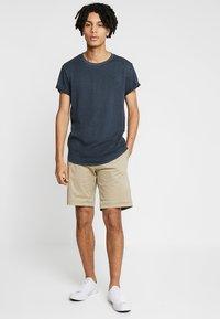 G-Star - BRONSON STRAIGHT - Shorts - dune - 1