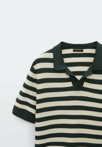 Massimo Dutti - Polo shirt - evergreen - 3