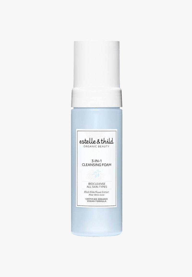 Estelle & Thild - BIOCLEANSE 3-IN-1 CLEANSING FOAM  - Ansiktsrengöring - -