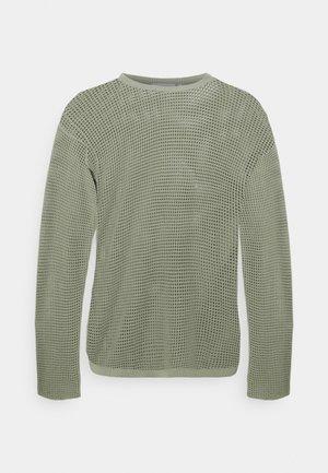 SAMUEL NET UNISEX - Maglione - khaki green