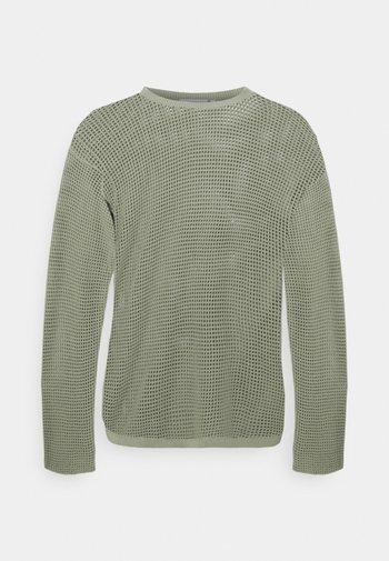 SAMUEL NET UNISEX - Jumper - khaki green