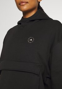 adidas by Stella McCartney - PULL ON - Hoodie - black - 8