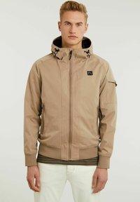CHASIN' - Outdoor jacket - beige - 0