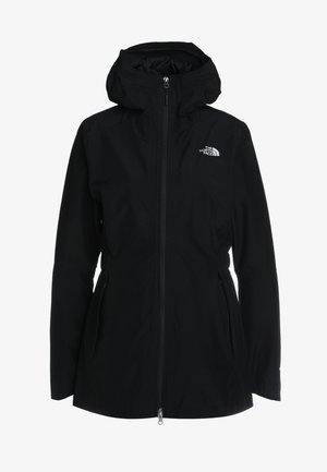 WOMENS HIKESTELLER JACKET - Hardshellová bunda - black