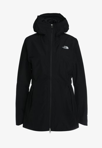 WOMENS HIKESTELLER JACKET - Hardshell jacket - black