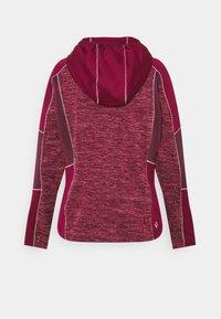 Regatta - WALBURY II - Fleece jacket - beetroot/fig - 1