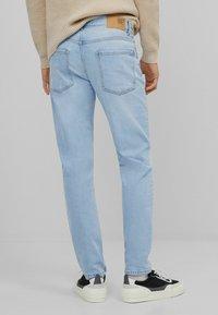 Bershka - Slim fit jeans - light blue - 2