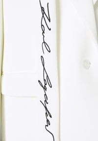 KARL LAGERFELD - TAILORED - Manteau court - off white - 2