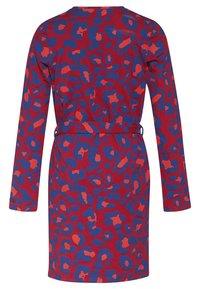WE Fashion - Robe d'été - vintage red - 1