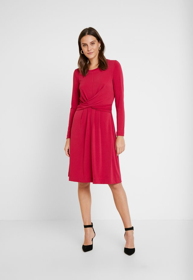 ORIT DRESS - Jerseyjurk - pink petunia