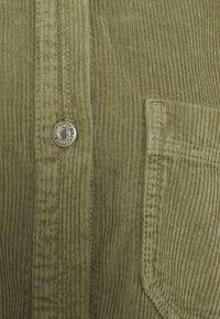 Topshop - Button-down blouse - khaki - 6