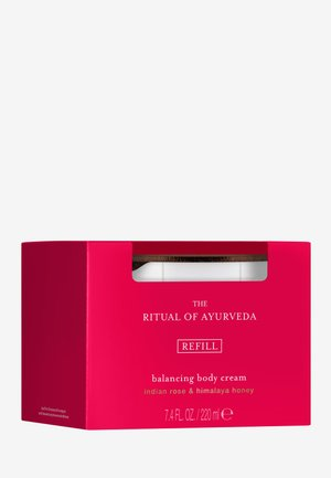 THE RITUAL OF AYURVEDA BODY CREAM REFILL - Moisturiser - -