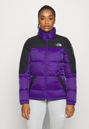 DIABLO JACKET - Down jacket - peakpurple/black