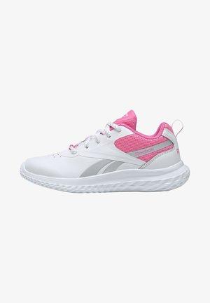 RUSH RUNNER - Stabilty running shoes - white