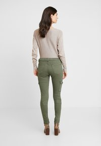 edc by Esprit - Jeans Skinny Fit - khaki green - 2